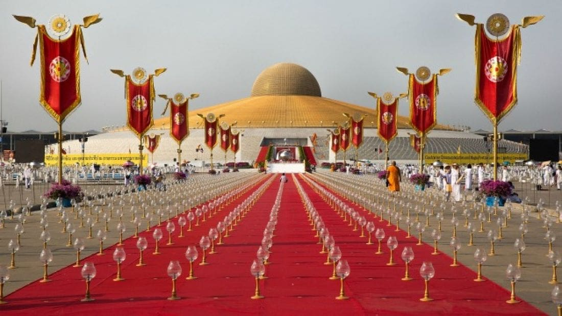 DSI calls for dissolution of foundation funding Dhammakaya cult | The Thaiger