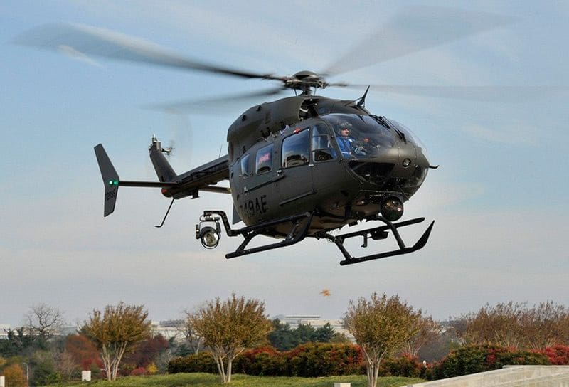 Questions arise about costs of military helicopters   The Thaiger