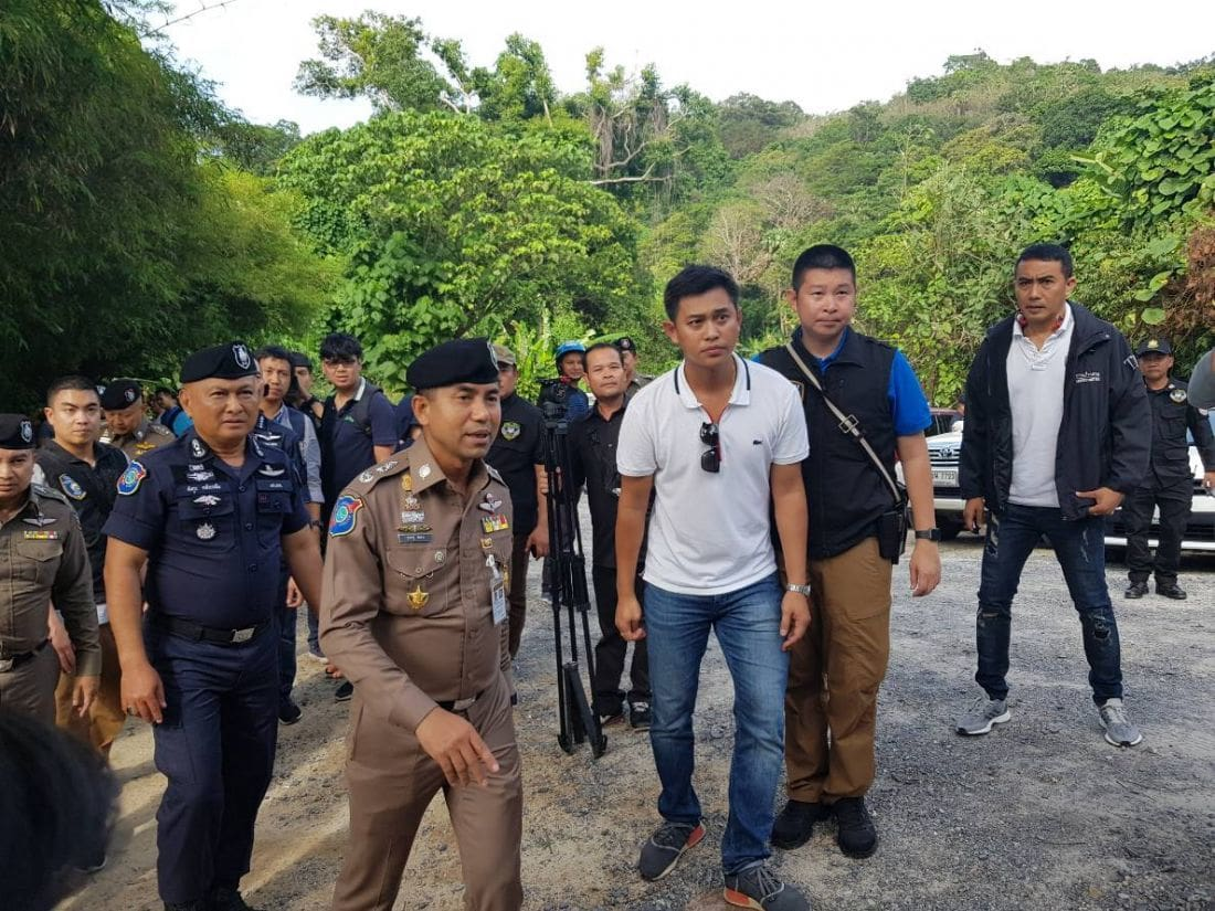 fdec188803 Tourist Police arrest Thais collecting beach entrance fees in Phuket ...