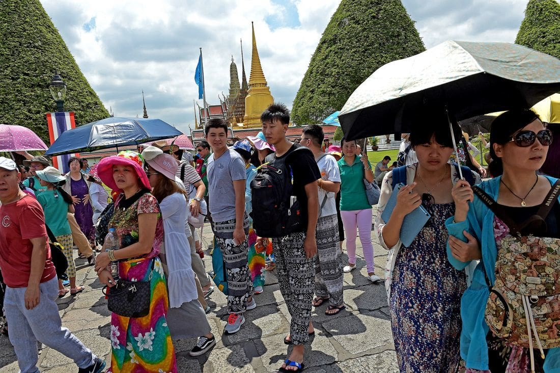 Netizens disagree with official numbers: The miracle 20% rise in tourist numbers | The Thaiger