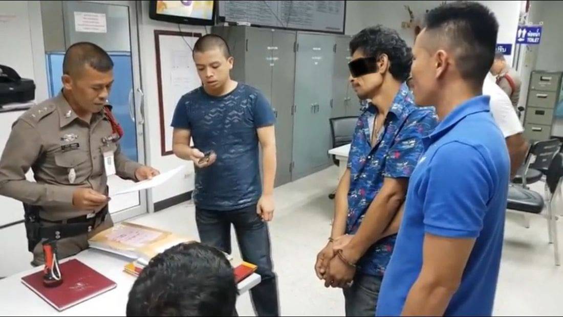 Chumphon man admits to repeatedly raping daughter | The Thaiger