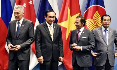 Thailand pushes for bigger ASEAN role in Rohingya crisis | The Thaiger