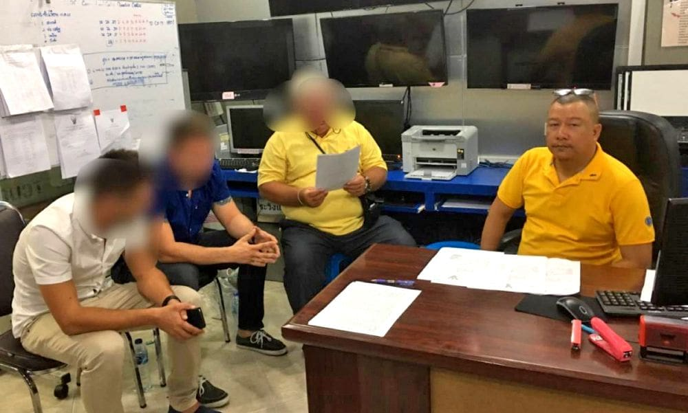 Two Russians arrested after visas cancelled over threat to blow up consular offices | News by The Thaiger