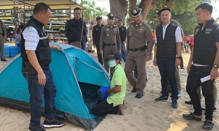 Jomtien's Jetski rapist arrested after attack on 14 year old girl | The Thaiger
