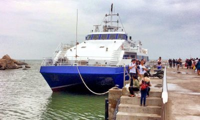 Pattaya – Hua Hin ferry service back again for high season | The Thaiger
