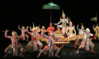 Thai Khon now listed with UNESCO as 'intangible heritage of humanity' | The Thaiger