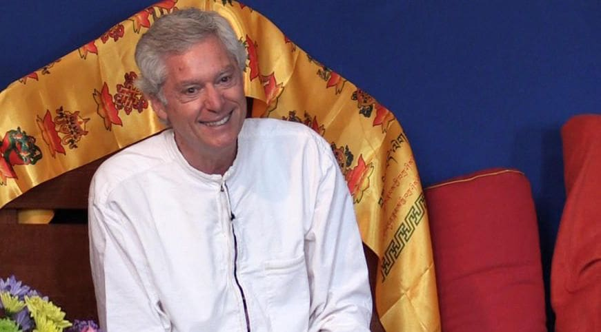 UWC Thailand & Thanyapura host renowned Buddhist scholar Dr. B. Alan Wallace | The Thaiger