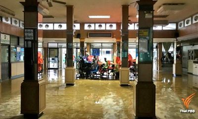 Rescuers get provisions into flooded Prachuab Khiri Khan district | The Thaiger