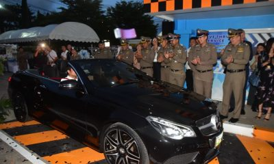 Drive Thru Immigration service officially launched | The Thaiger