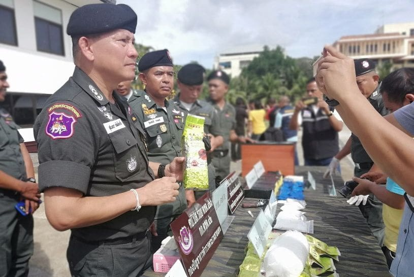 Two arrested with 10 kilograms of crystal meth in Krabi | News by Thaiger