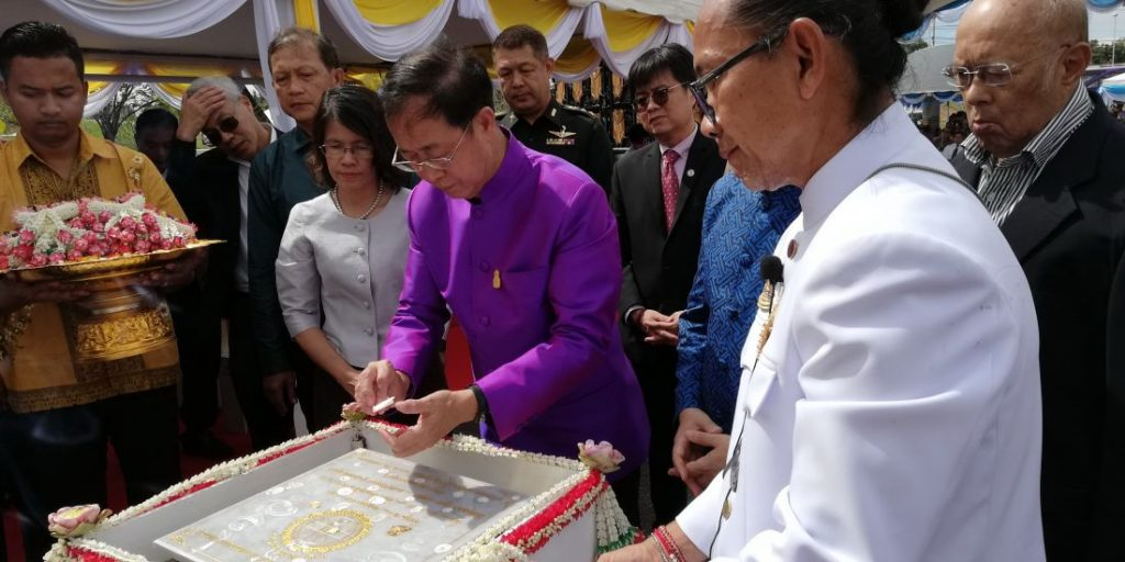 New passenger terminal and facilities launched Krabi airport | News by Thaiger