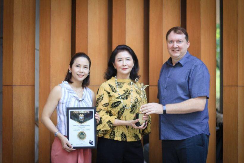 กลุ่มโรงแรมในเครืออักษราคอลเลคชั่นได้รับรางวัลโรงแรมอันดับต้นต้นระดับเอเชีย   The Thaiger