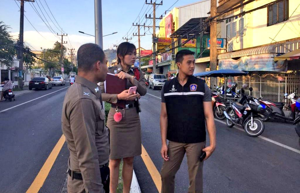 Burmese baby killed in Phuket Town road accident | News by Thaiger