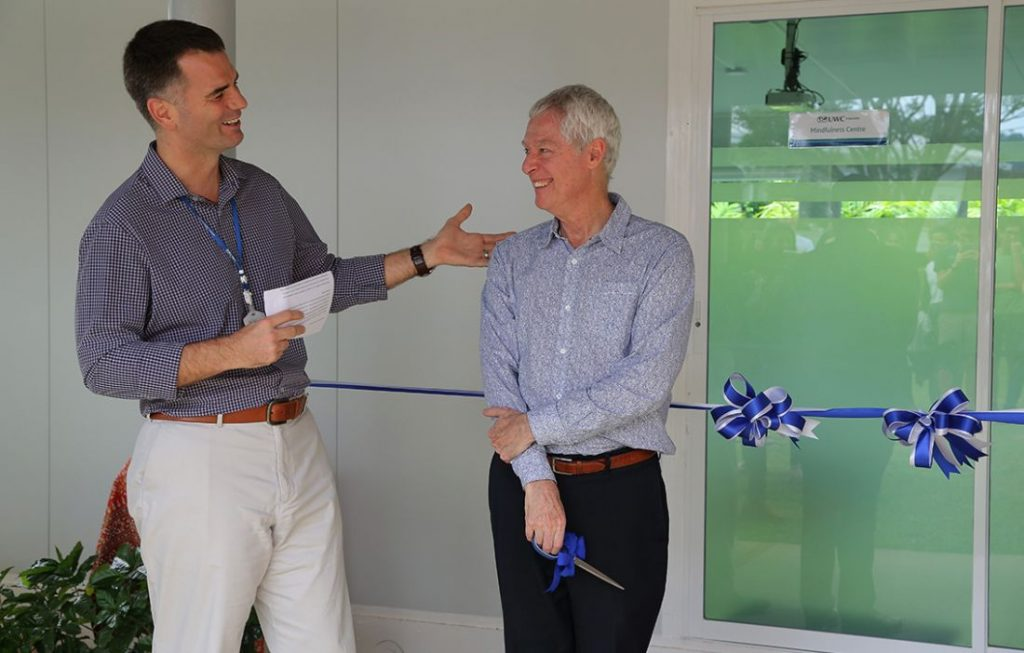 World-renowned Buddhist scholar officially opens Mindfulness Centre at UWC Thailand International School | News by Thaiger