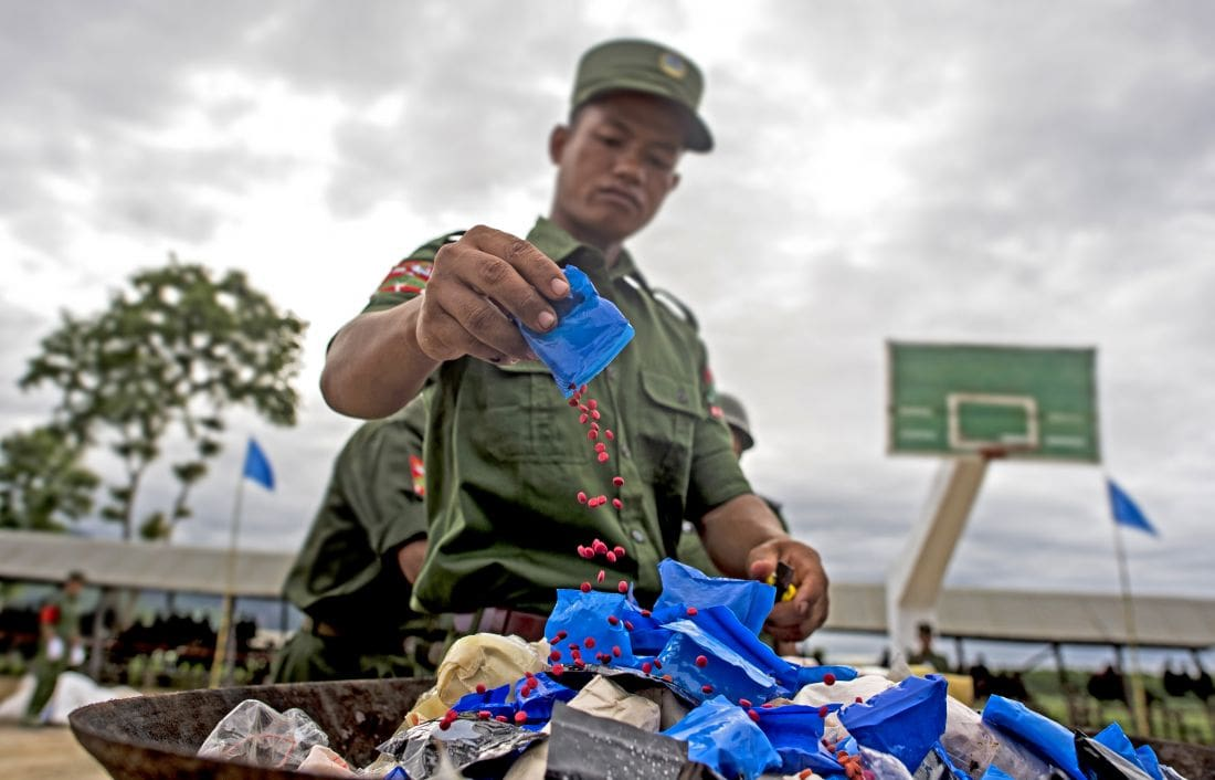 The 'war on drugs' is a complete failure   The Thaiger