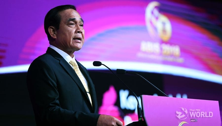 PM Prayut pushes for greater ASEAN connectivity | News by Thaiger
