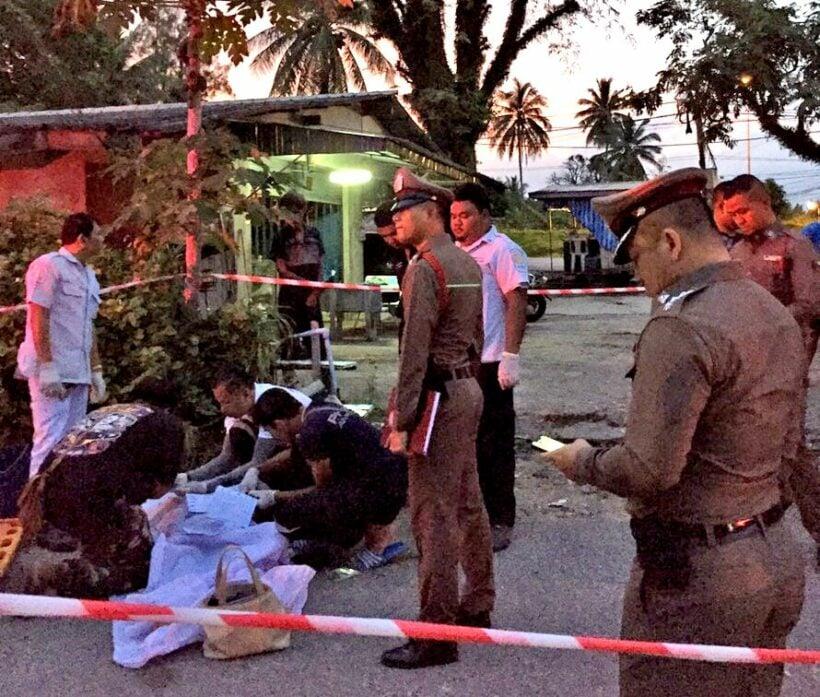หนุ่มใหญ่หึงโหดใช้อาวุธมีดแทงอดีตแฟนสาวเสียชีวิตคาที่ในพื้นที่ท่าฉัตรไชย | News by The Thaiger