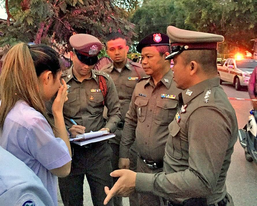 Man escapes after killing ex-girlfriend in Mai Khao   News by The Thaiger