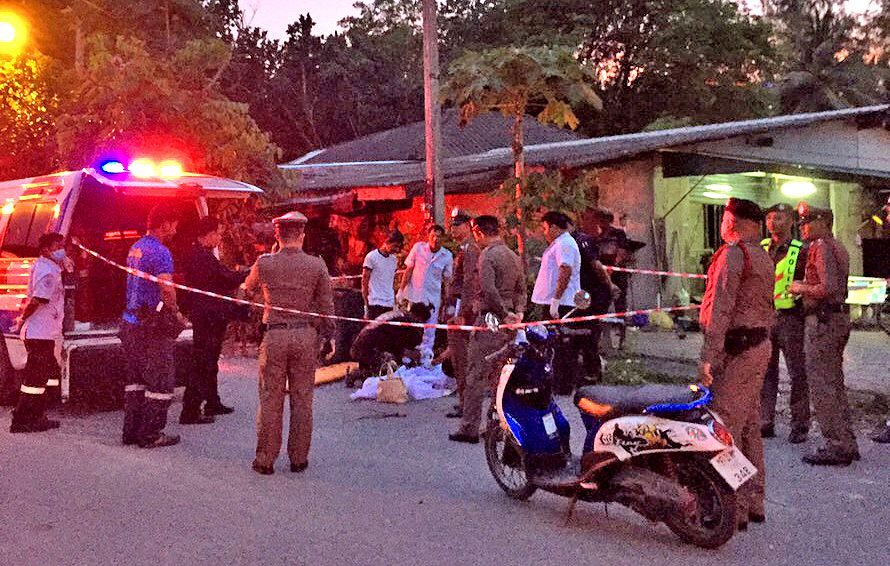 Man escapes after killing ex-girlfriend in Mai Khao | The Thaiger