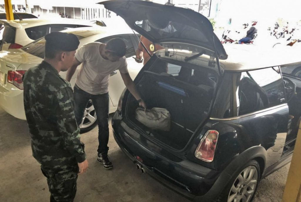 Second-hand car shop raided, owner arrested in Chalong | News by The Thaiger