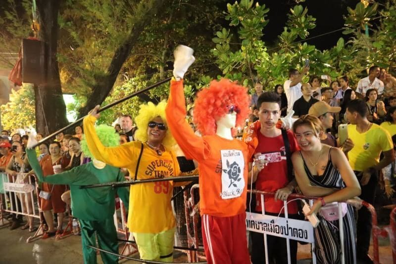 Welcome to Patong Carnival 2018 - PHOTOS   News by Thaiger