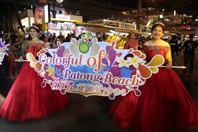 Welcome to Patong Carnival 2018 – PHOTOS | The Thaiger