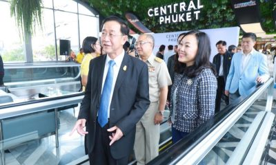 Central Floresta and overpass officially opened | The Thaiger