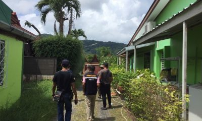 Phuket police investigate the alleged sexual assault of a European female in Nai Harn | The Thaiger