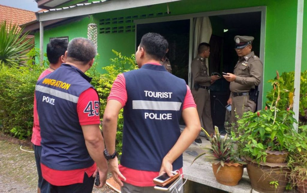Thai man arrested for sexually assaulting British woman in Nai Harn | News by The Thaiger