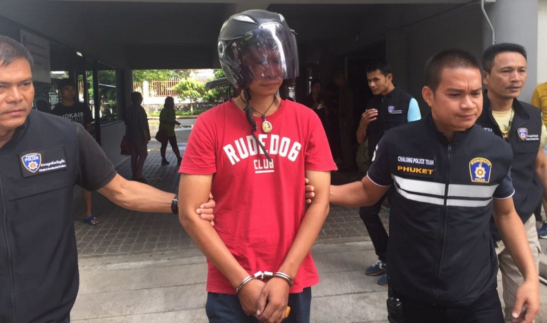 Thai man arrested for sexually assaulting British woman in Nai Harn | The Thaiger