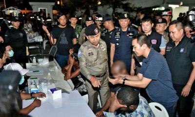 730 more foreigners rounded up in nationwide crackdowns | The Thaiger
