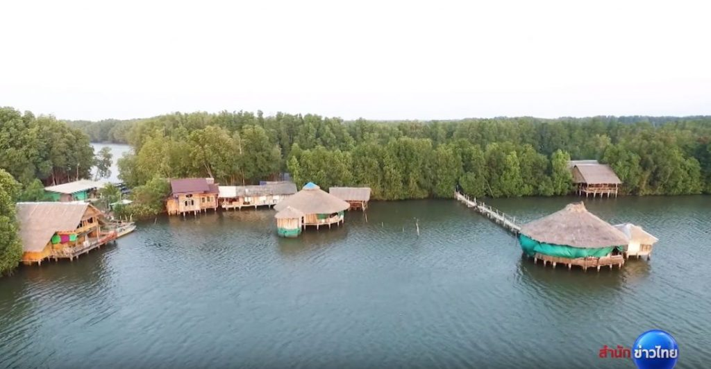 'Maldives' style resort in Chanthaburi closed down after raid   News by The Thaiger