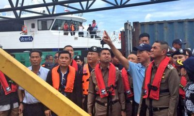Salvage operations now fully underway – Surachate Hakparn | The Thaiger