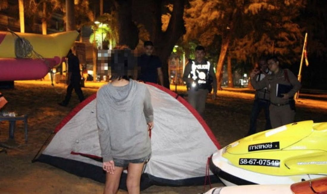 14 yo allegedly raped at knifepoint in Pattaya   The Thaiger