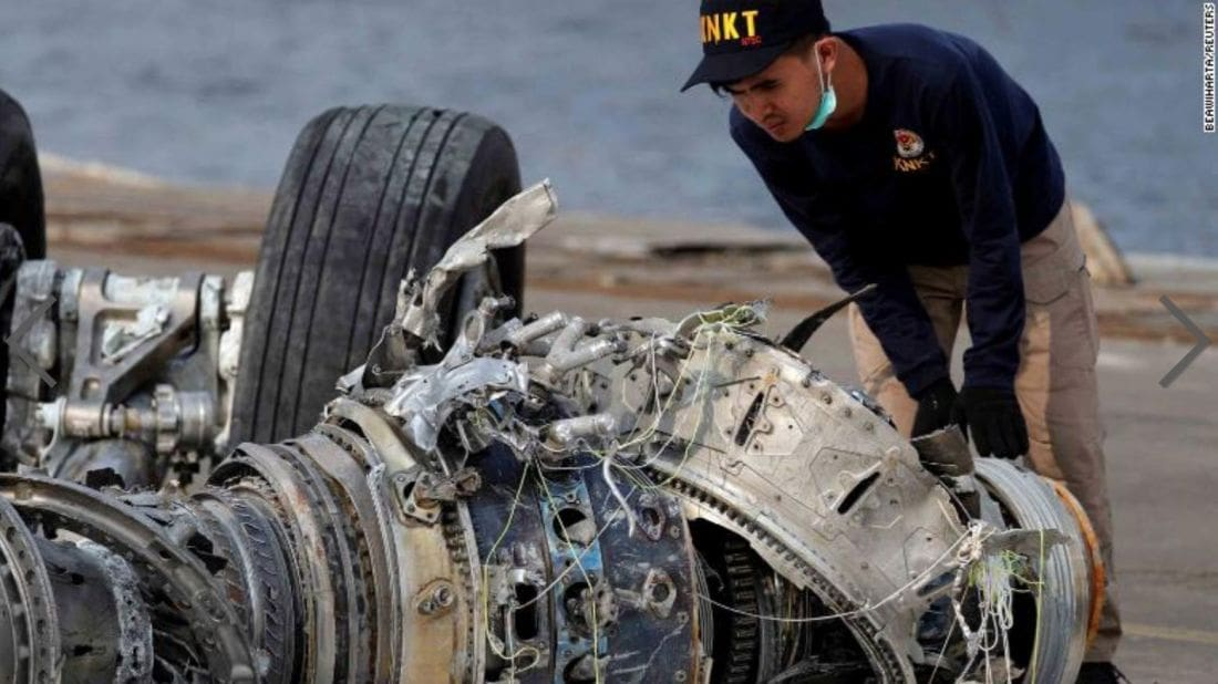 Flying in the dark – Lion Air crash investigation update | The Thaiger