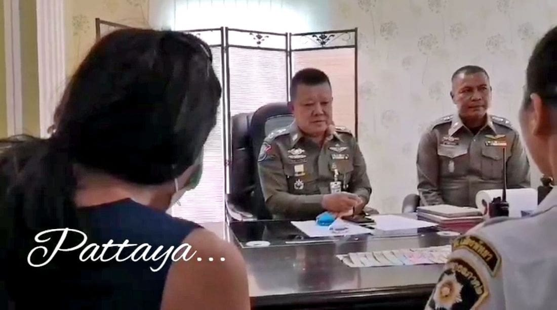 Pattaya kathoey thief charged over Walking Street theft | The Thaiger