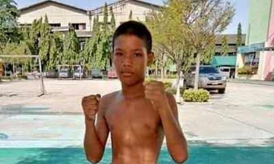 13 year old muay thai boxer's mother mourns the loss of her son   The Thaiger