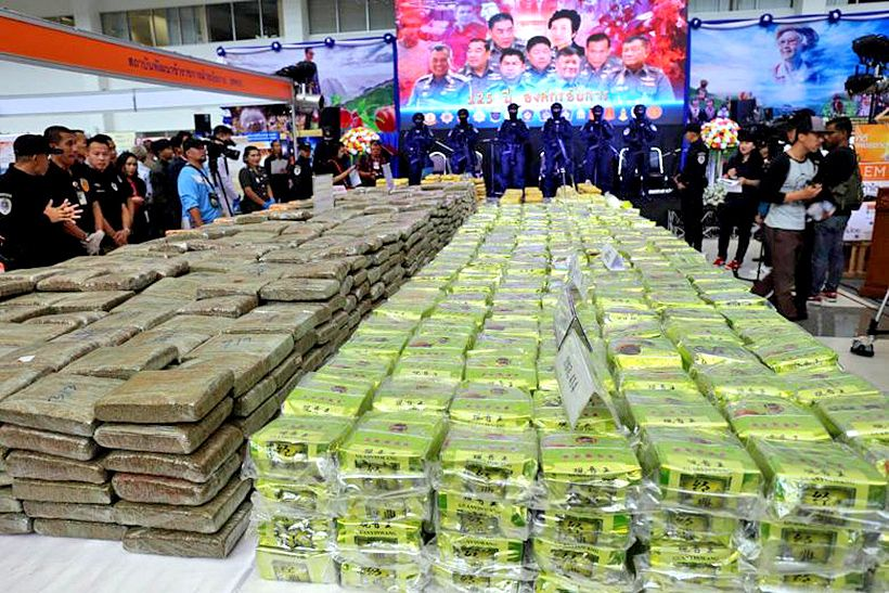 The 'war on drugs' is a complete failure | News by The Thaiger
