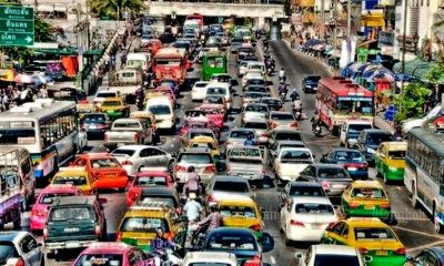More underpasses, overpasses built to solve Bangkok traffic congestion – PM | Thaiger
