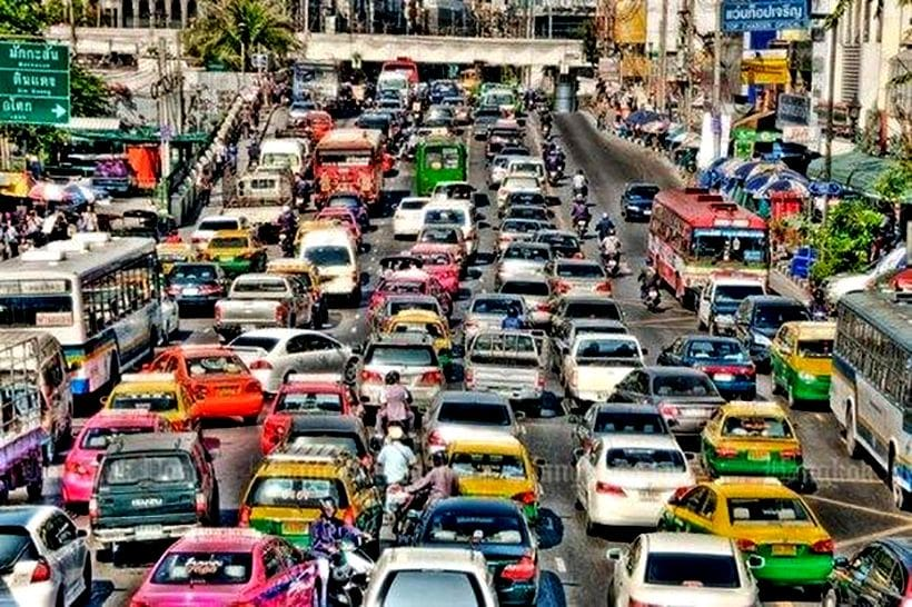 More underpasses, overpasses built to solve Bangkok traffic congestion – PM | The Thaiger