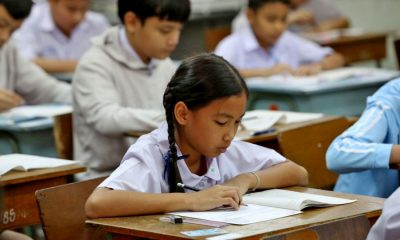 Education Minister moves school tests to clear way for election | The Thaiger