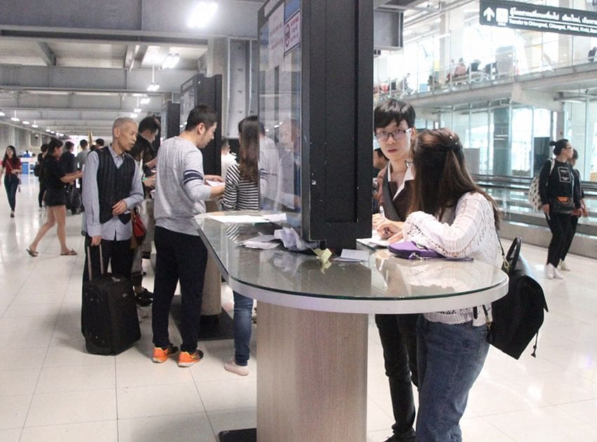 Fast-lane online visa system launched at Thai airports | The Thaiger