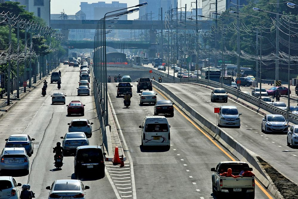 More underpasses, overpasses built to solve Bangkok traffic congestion - PM | News by The Thaiger