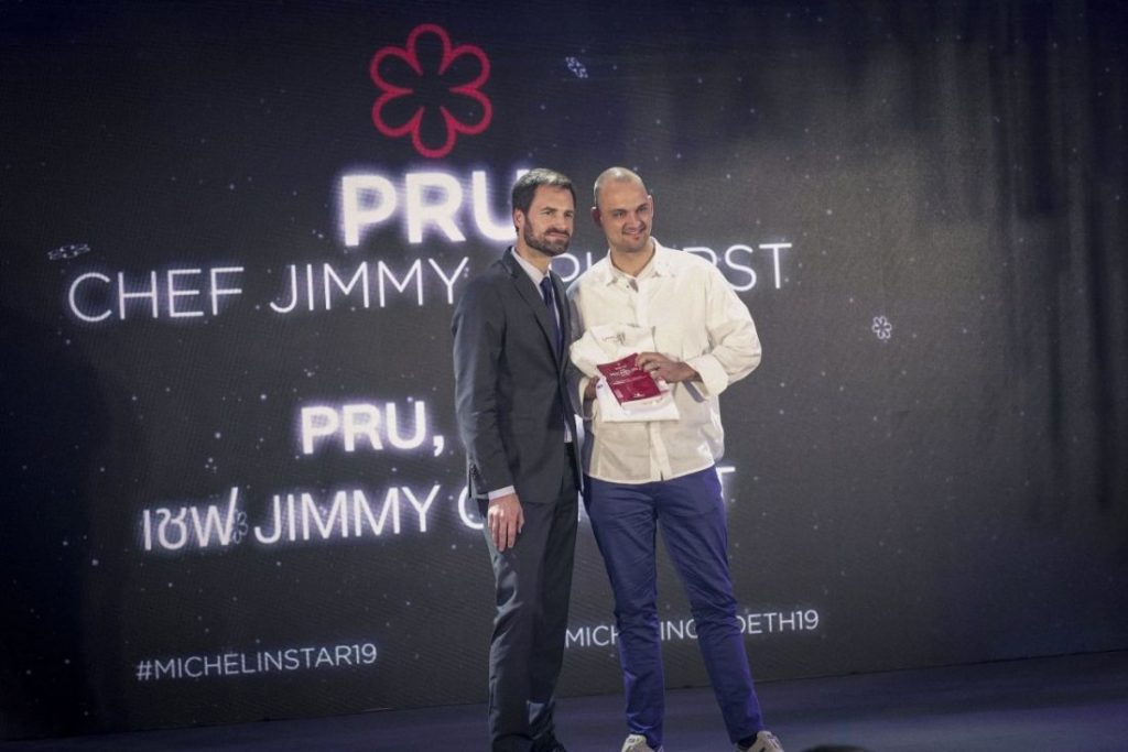 Pru gets Phuket's only Michelin gong   News by Thaiger