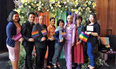'Recognise all citizen's right to create a family' – Rainbow Sky Association | The Thaiger
