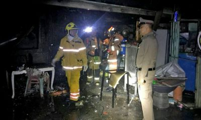 Three killed in a Chiang Mai house fire | The Thaiger