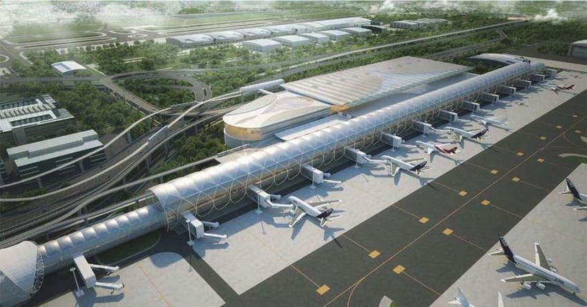 New Suvarnabhumi airport terminal on hold | The Thaiger