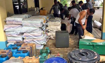 Five armed men guarding a Myanmar drug caravan shot dead by troops in Chiang Rai | The Thaiger