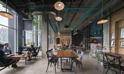 Co-working space – not just for start-ups | The Thaiger