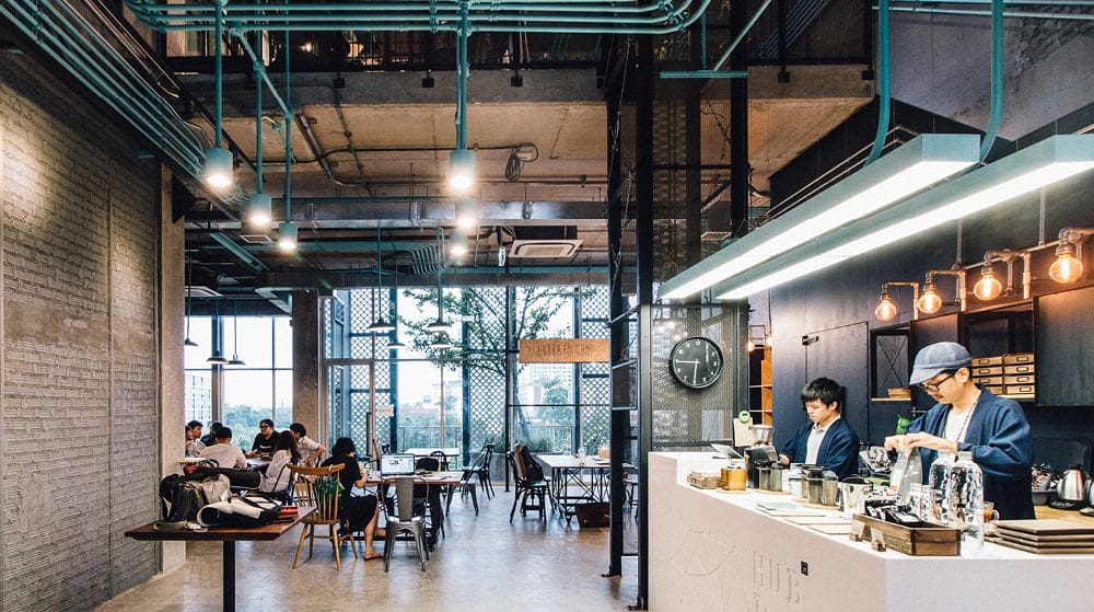 Co-working space - not just for start-ups | News by The Thaiger